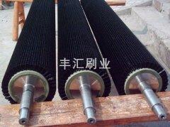 钢丝刷辊与清洗毛刷辊要采用
